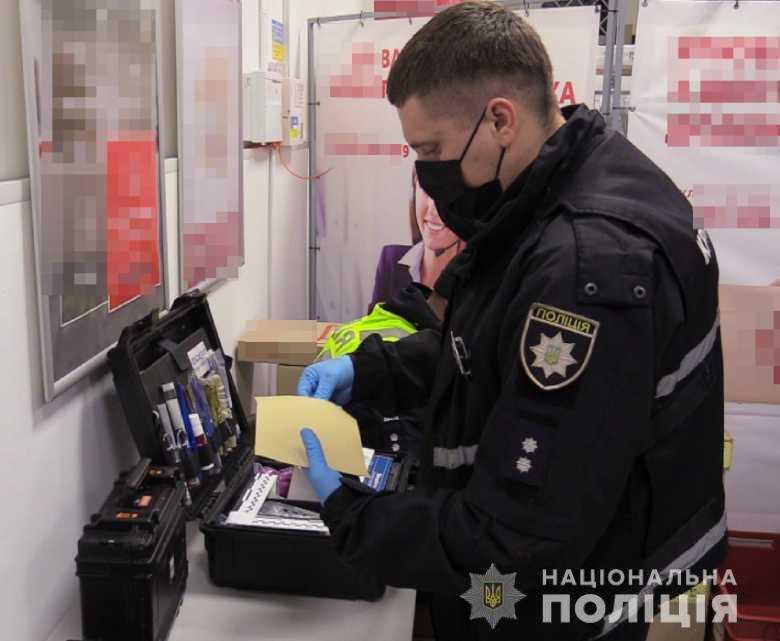 Озброєний розбійний напад на відділення пошти у Києві: затримано зловмисника-гастролера -  - dnposhta0403201