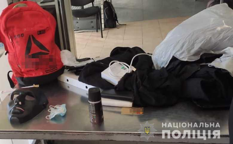 Озброєний розбійний напад на відділення пошти у Києві: затримано зловмисника-гастролера -  - dnposhta0403202