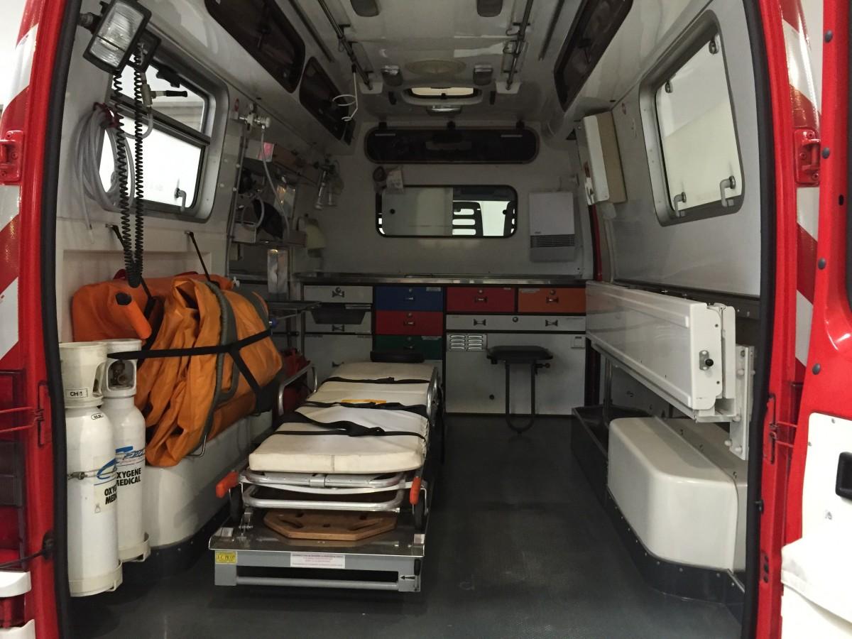 Через коронавірус планують змінити правила виклику швидкої допомоги - коронавірус - fire department resuscitation ambulance doctor health samu 18 truck 813933