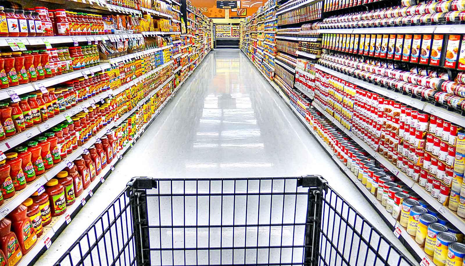 Через підвищення цін на продукти в АМКУ відкрили справу проти супермаркетів Києва -  - food deserts grocery stores 1600