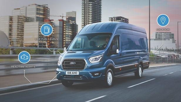 Електрокари наступають: Ford анонсував появу електричної модифікації фургона Transit - електромобілі - ford transit electric 2