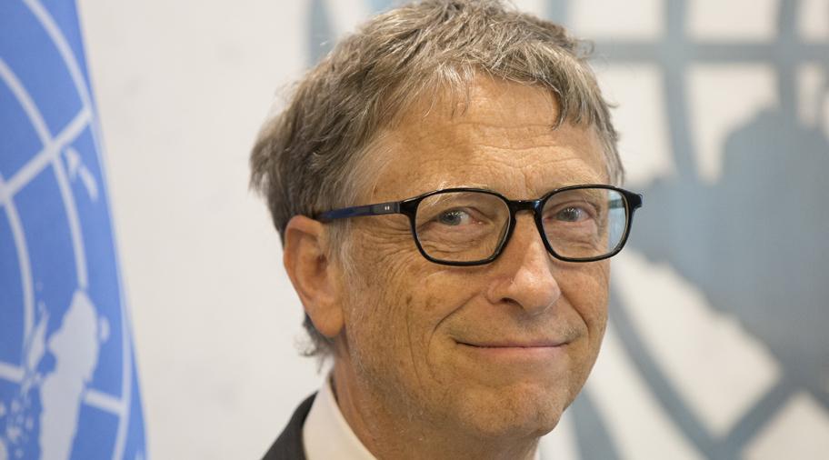 Більше часу на благодійність: Біл Гейтс покине раду директорів Microsoft -  - gejts