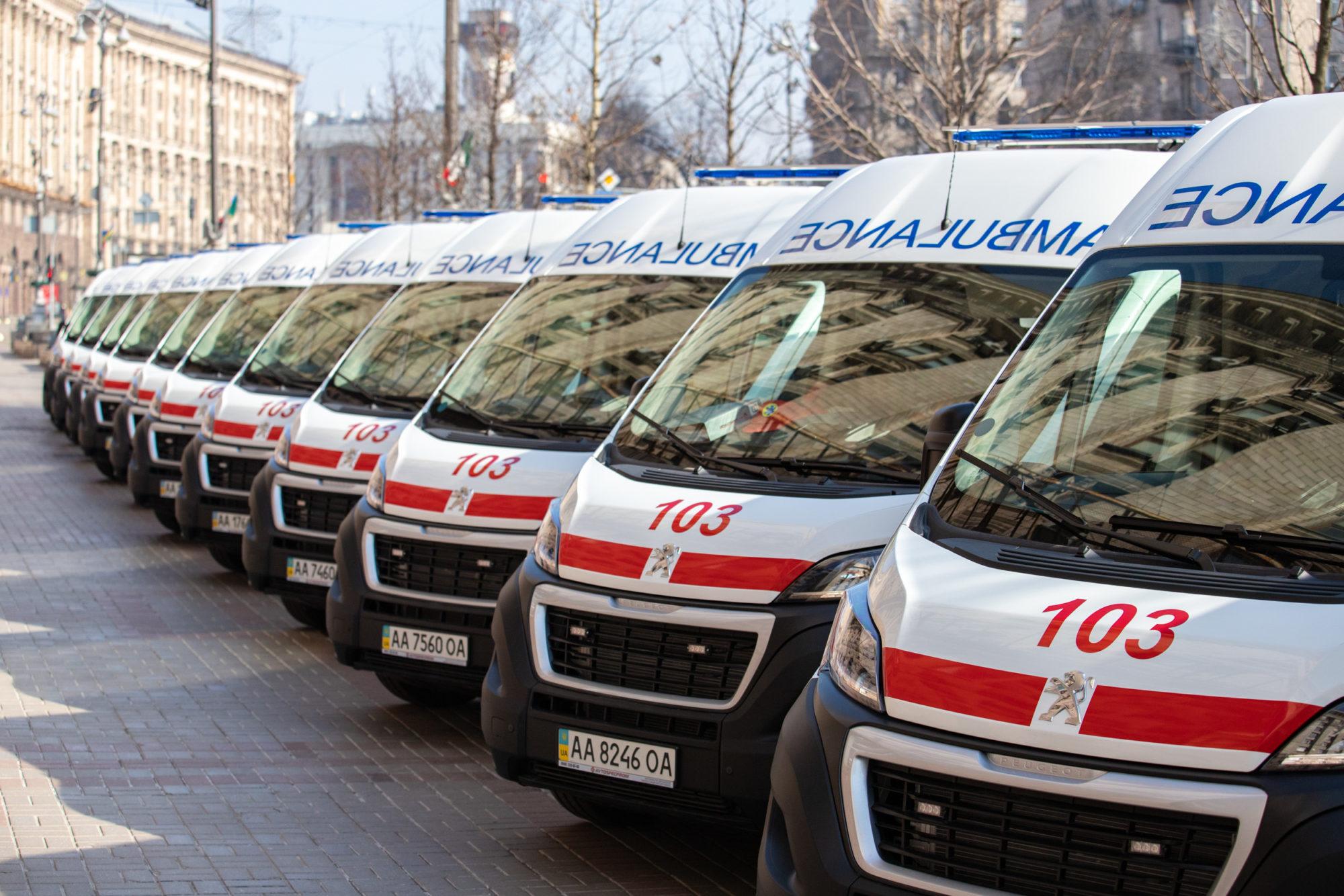 Медики столиці отримали від Віталія Кличка 39 нових «швидких» та 2 експрес-лабораторії для діагностування коронавірусу - коронавірус, Київ - imgbig 3 2 2000x1334