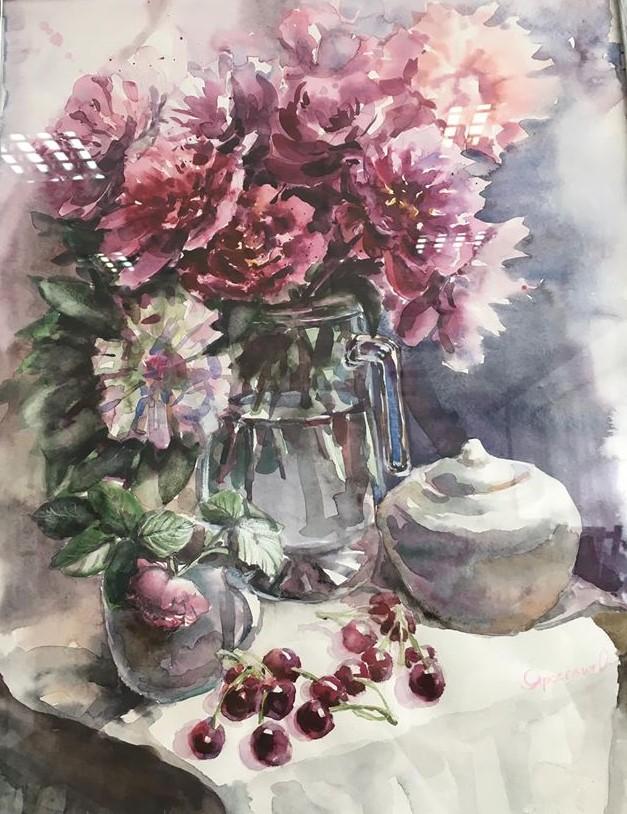 У Білій Церкві відбувається виставка-конкурс «Квіти серед квітів» - Біла Церква - imgbig 4