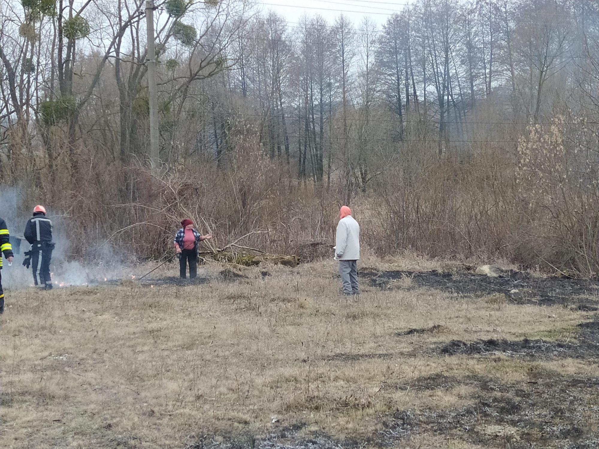 Богуславщина: пожежі ліквідовують, а підпали продовжуються -  - isajky 1 2000x1500