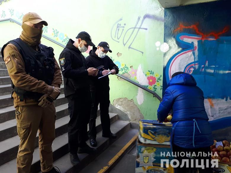 У Києві за порушення правил карантину складено 31 адмінпротокол - коронавірус - karantynprotokoly190320209