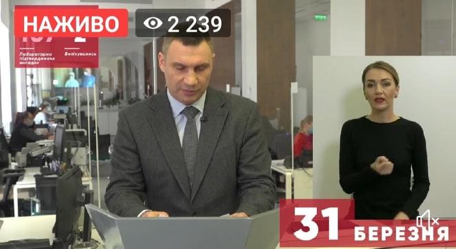 На доплату столичним медикам спрямовано 894 млн грн: Кличко -  - klychko 2