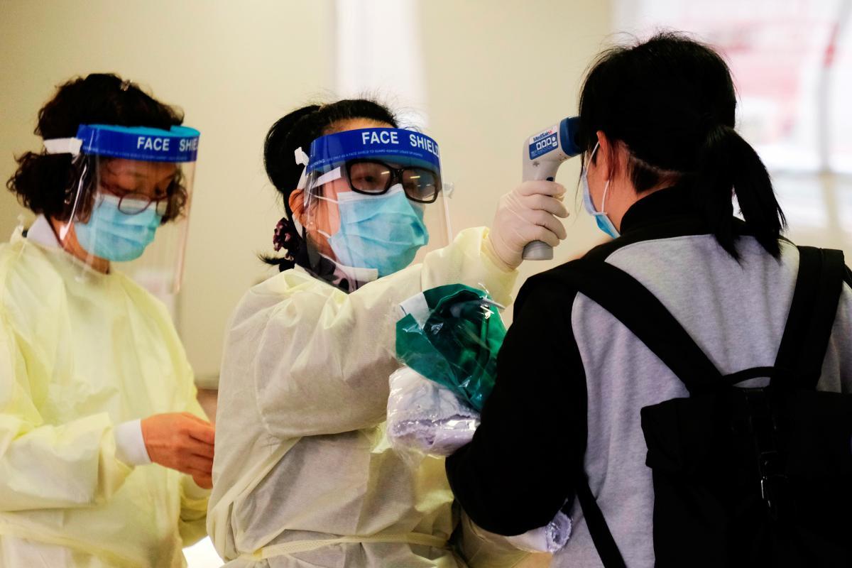 Боротьба з епідемією в Україні: співпраця з китайськими лікарями - коронавірус, Епідемія, COVID-19 - likari Kytaj