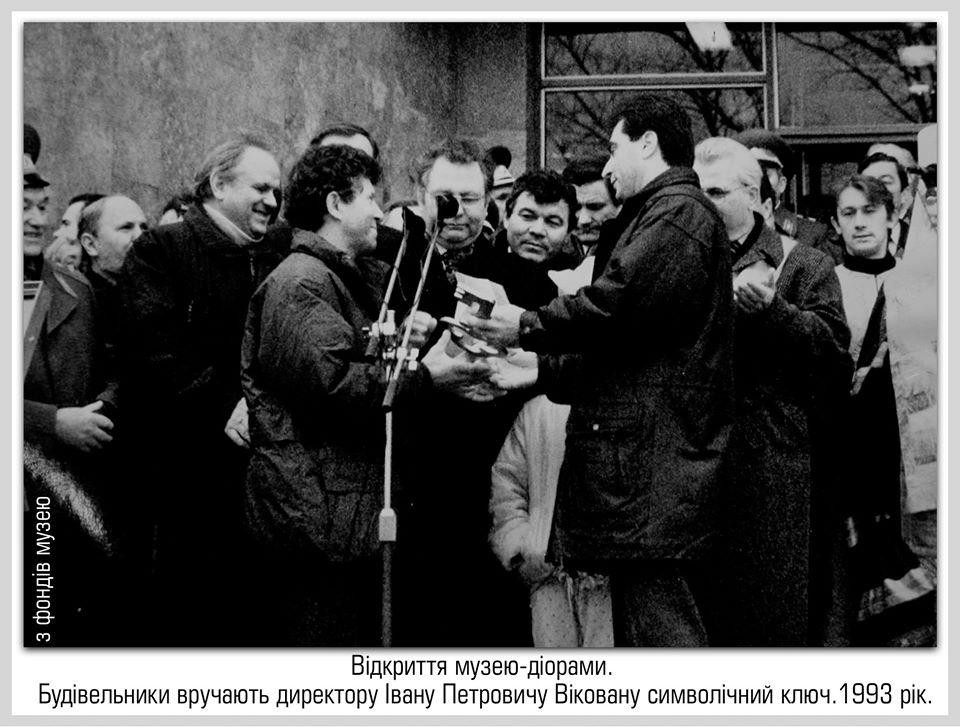 Військово-історичний музей на Вишгородщині відзначив 75-ліття - київщина, Вишгородський район - muzej3