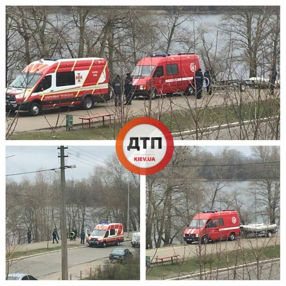 Пошуки фрагментів тіла у Києві на Оболоні тривають -  - obolon1 1
