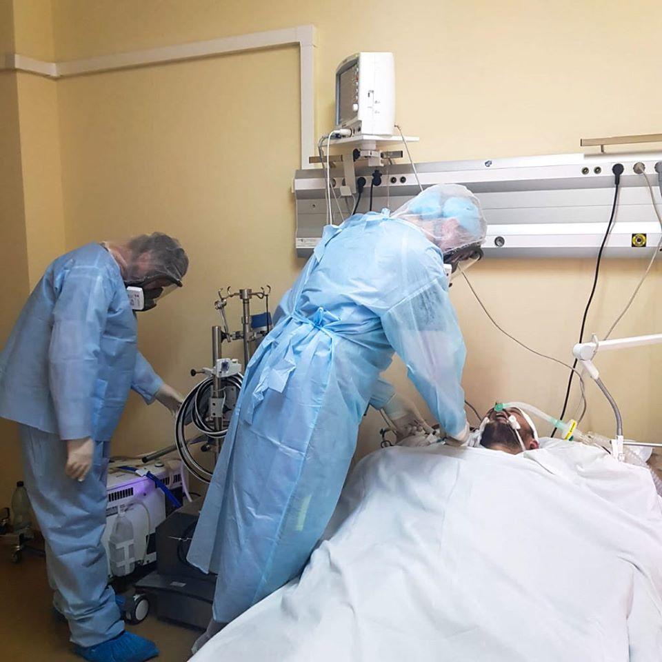 Вінницькі медики розробили власний протокол лікування COVID-19 -  - original 2