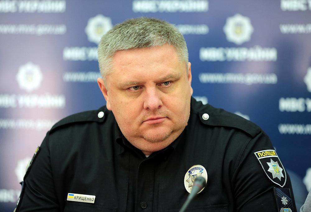 У начальника поліції Києва Андрія Крищенка діагностували коронавірус -  - photo by andrei novitsky 8365