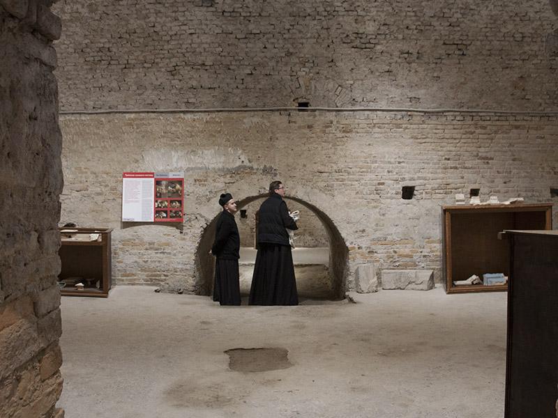 Підземелля Луцька відкрили для екскурсантів -  - pidz2