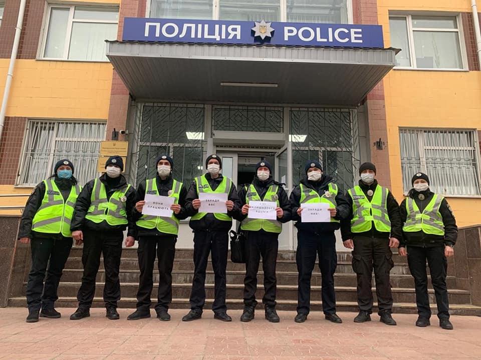 На Вишгородщині створено додаткові групи реагування патрульної поліції - профілактичні заходи, Поліція, коронавірус, київщина, карантин, Вишгородський район - polits1 1