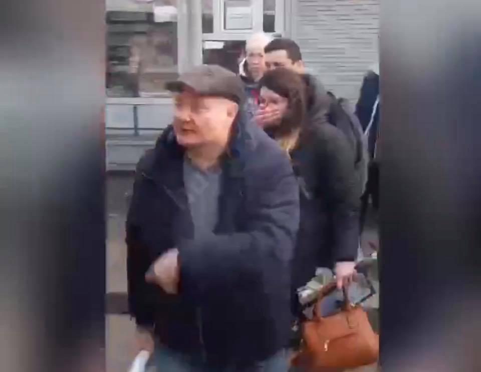 Затримано чоловіка, котрий напав на дівчину-поліцейську на Київщині - Поліція, напад на поліцейського, київщина, затримання, Бровари - polits2
