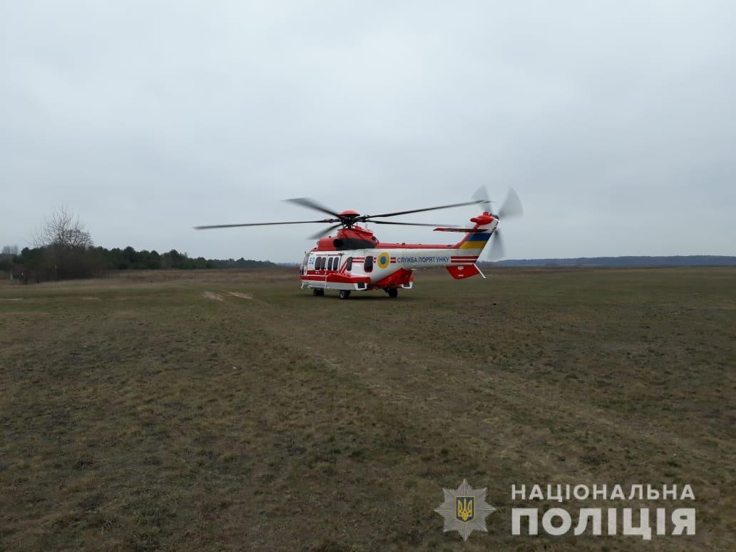 На Київщині розшукують зниклих рибалок: задіяна авіація