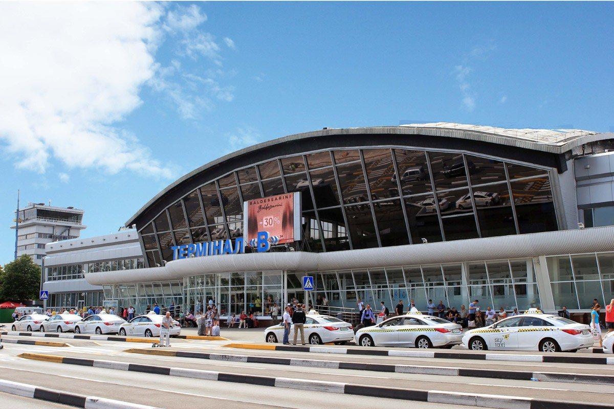 """В аеропорту """"Бориспіль"""" рейси на приліт переведені з терміналу F до терміналу B -  - rxjxQ925 1 1200x800 1"""