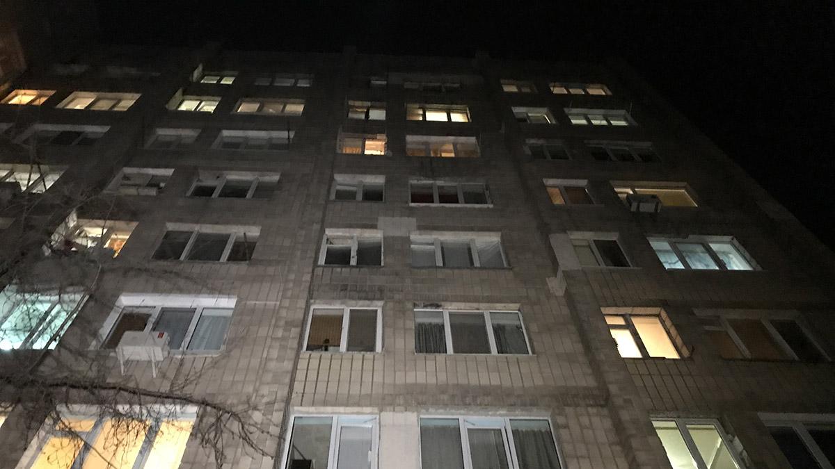 Киянин покінчив життя самогубством вистрибнувши із 7-го поверху -  - trup1