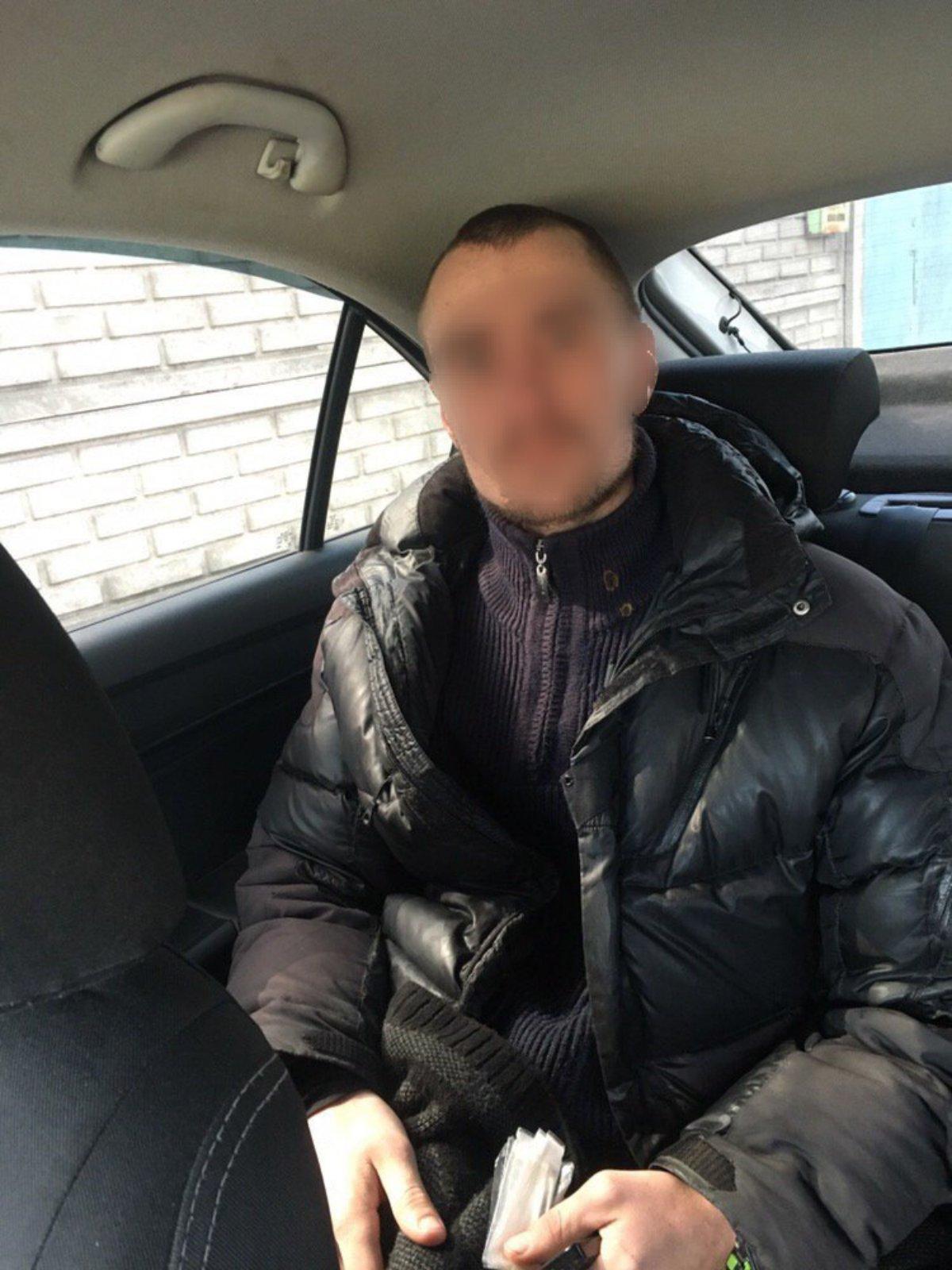 У Броварах виявлено чергового любителя метадону -  - yzobrazhenye viber 2020 03 24 16 29 30