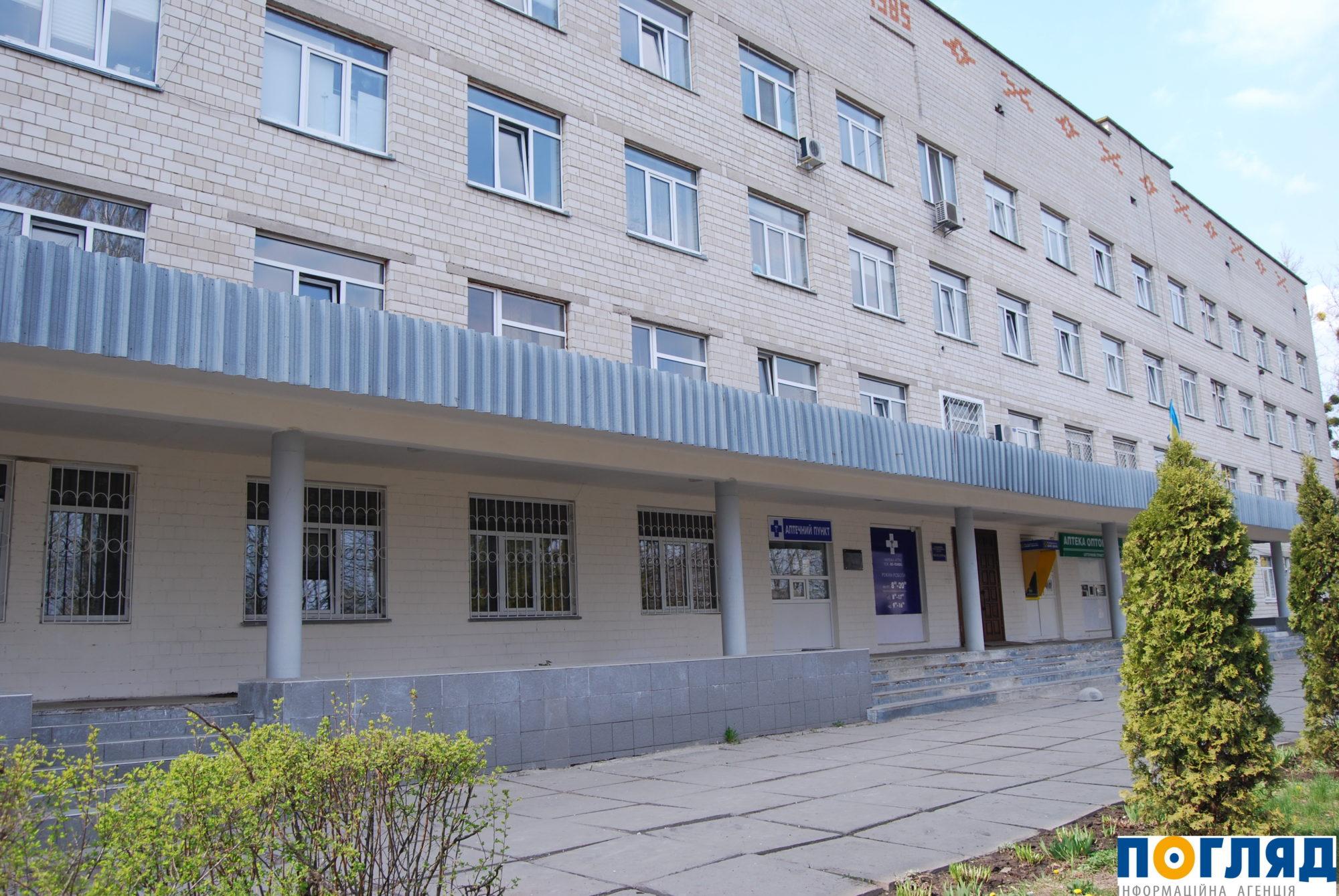 У лікарню Василькова привезли третього пацієнта з COVID-19 - коронавірус - 000DSC 4012 2000x1339