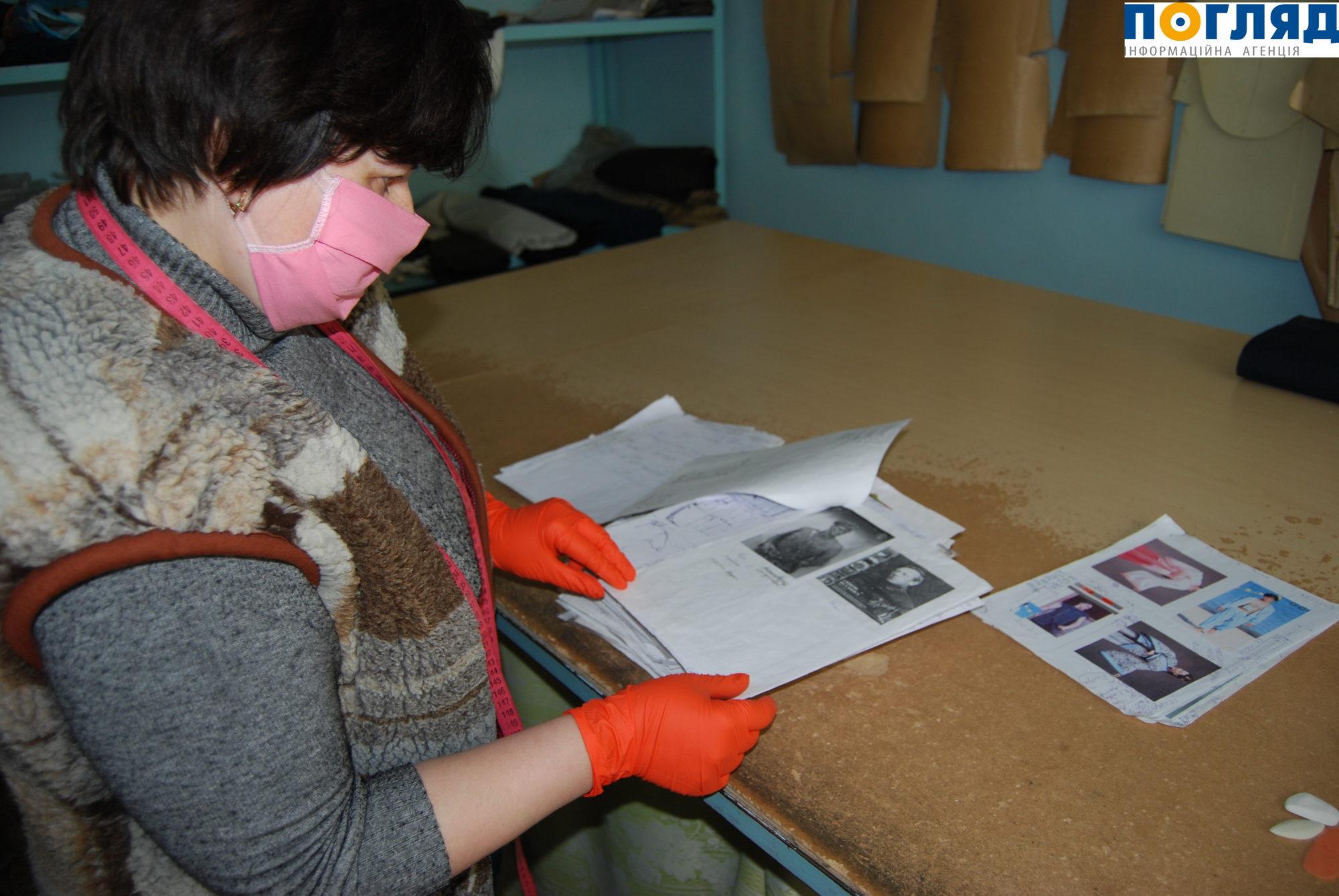 Військове ательє у Василькові шиє захисні маски - маски - 000DSC 4142 2000x1339