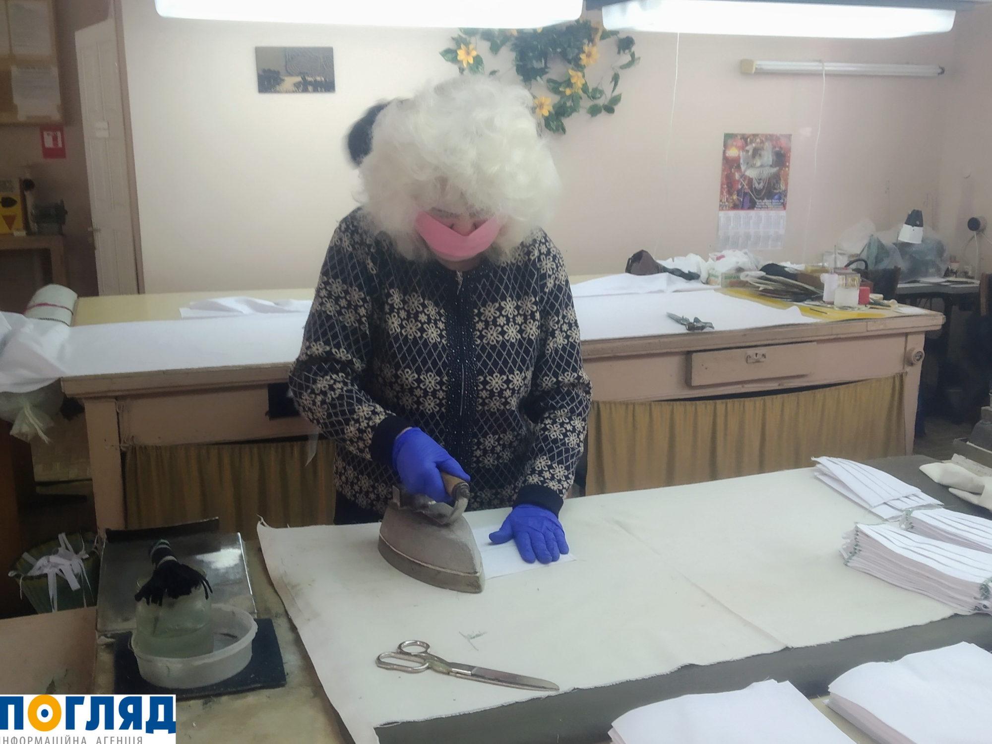 Військове ательє у Василькові шиє захисні маски - маски - 000IMG 20200427 1251082 2000x1500