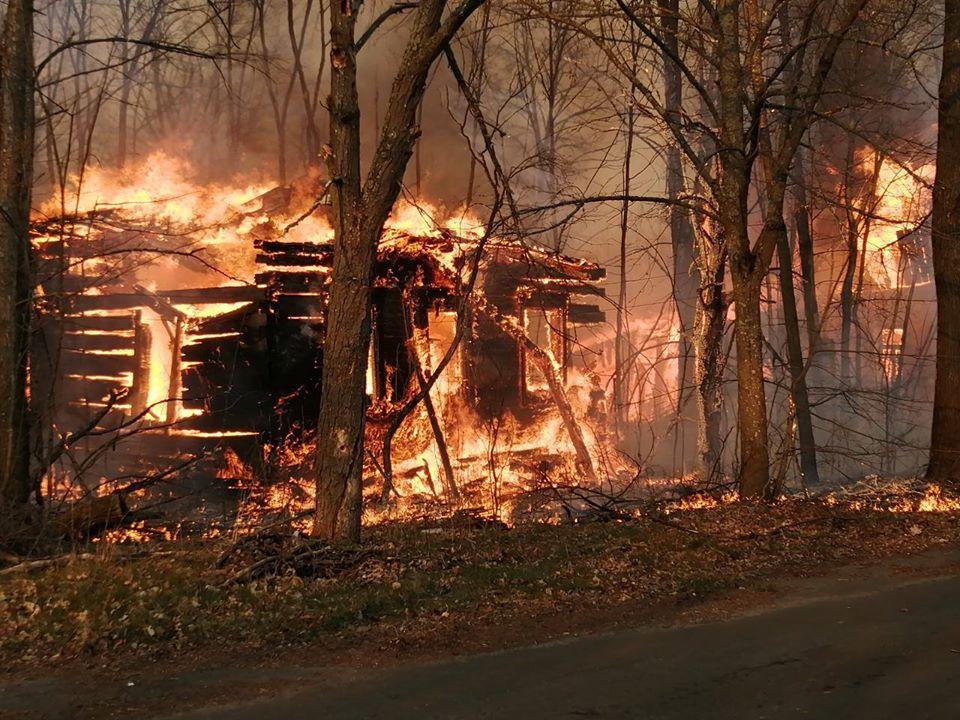 Боротьба з лісовими пожежами в зоні ЧАЕС (ФОТО) -  - 019