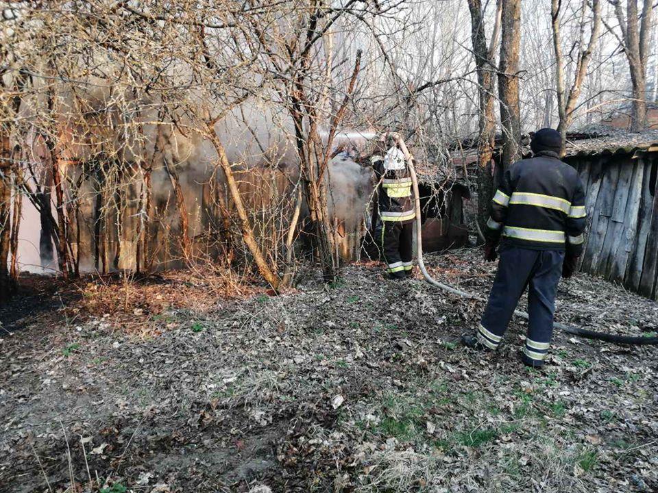 Боротьба з лісовими пожежами в зоні ЧАЕС (ФОТО) -  - 021