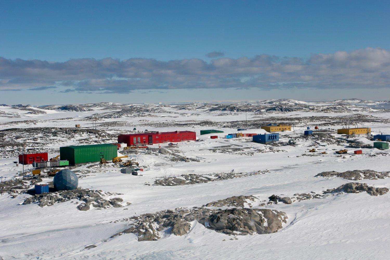 Антарктиду атакує хвиля тепла: на «крижаному материку» чергові температурні рекорди - температурний рекорд, Антарктида - 02 volna tepla