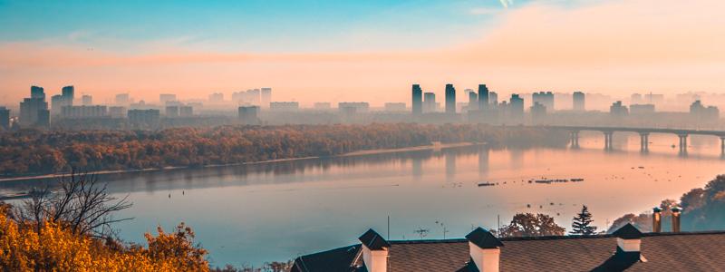 Чим дихають в Києві? В ЦГО розповіли, концентрацій яких речовин перевищено - смог, Київ, забруднене повітря - 08 vozduh