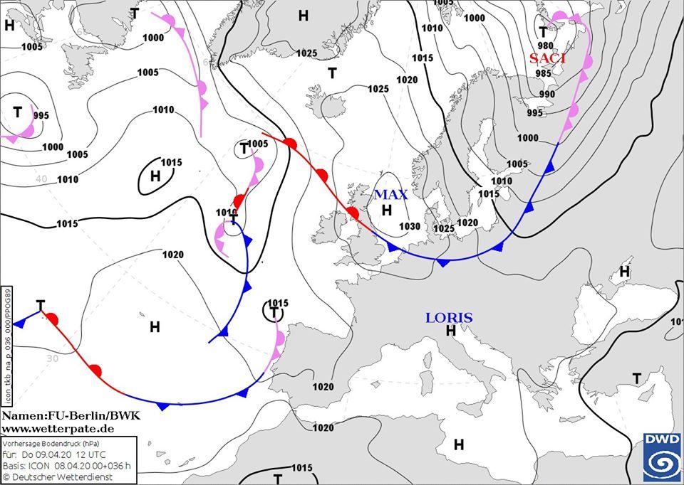 9 квітня на Київщині буде сонячно та тепло: погоду визначатиме антициклон Loris - прогноз погоди, погода - 09 pogoda2