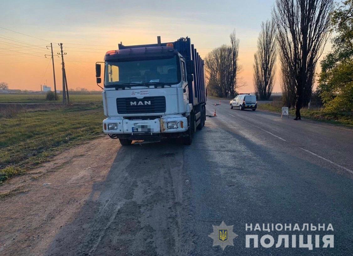 На Васильківщині водій вантажівки наїхав на неповнолітнього велосипедиста - ДТП - 0F6D9A67 307A 48EC B7E0 14AF6D4AF1E1