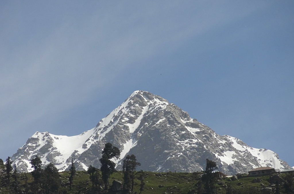 10_gymalay Карантин на користь: вперше за 30 років Гімалаї видно з індійського міста Джаландхар