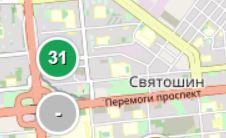 Стан повітря в Києві трохи покращується -  - 12 00 5 1