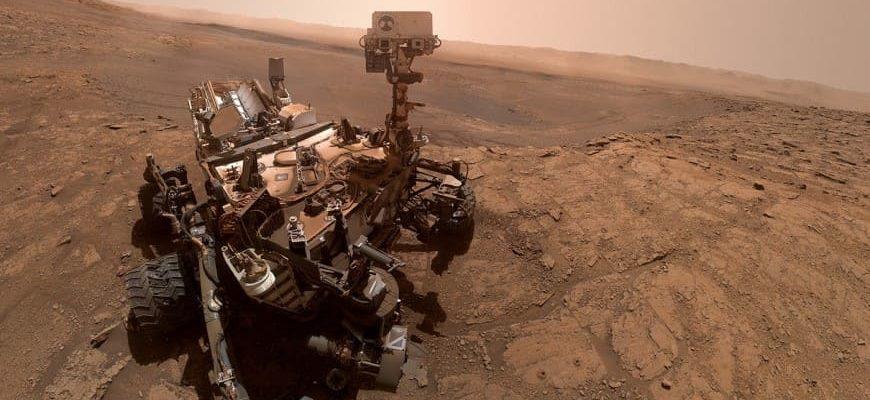 Вчені вважають, що на Марсі є кисень, і його рівень продовжує збільшуватися - Сонячна система, Марс - 13 kysen