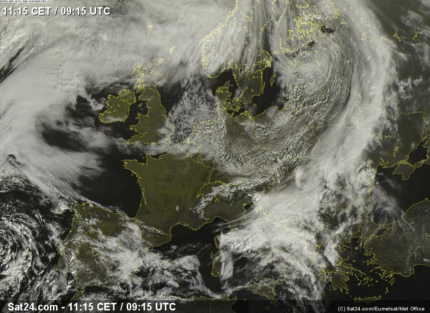 Нічні заморозки та шквальний вітер вдень: погода 15 квітня на Київщині - погода - 15 pogoda