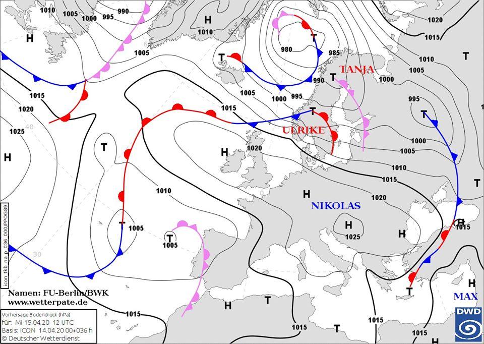 Нічні заморозки та шквальний вітер вдень: погода 15 квітня на Київщині - погода - 15 pogoda2