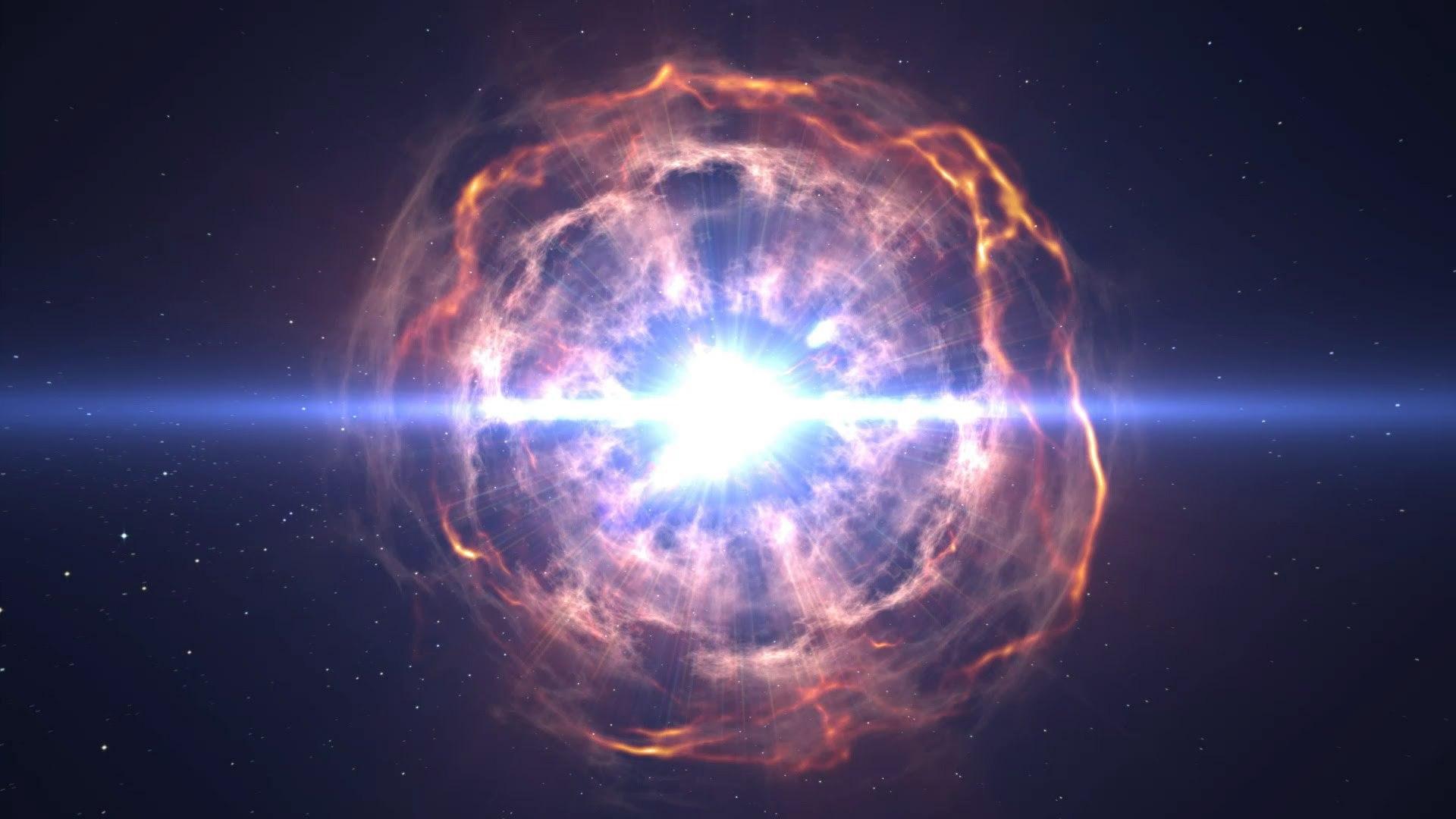 Астрономи відкрили найяскравішу наднову в історії, яка затьмарила власну галактику - зірка, галактика - 15 sverhnovaya 1