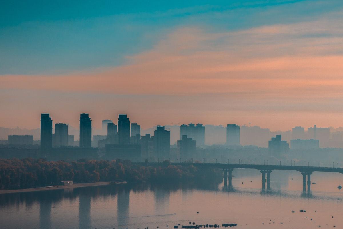 15_vozduh У київському повітрі концентрація шкідливих речовин перевищила гранично допустиму, – обсерваторія