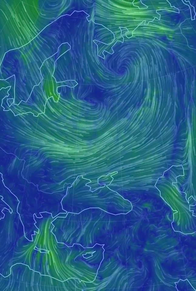 Завтра, 17-го квітня, вітер стихне: синоптик пояснила причину пилової бурі на Київщині - шквал, погода, вітер - 16 synoptyk