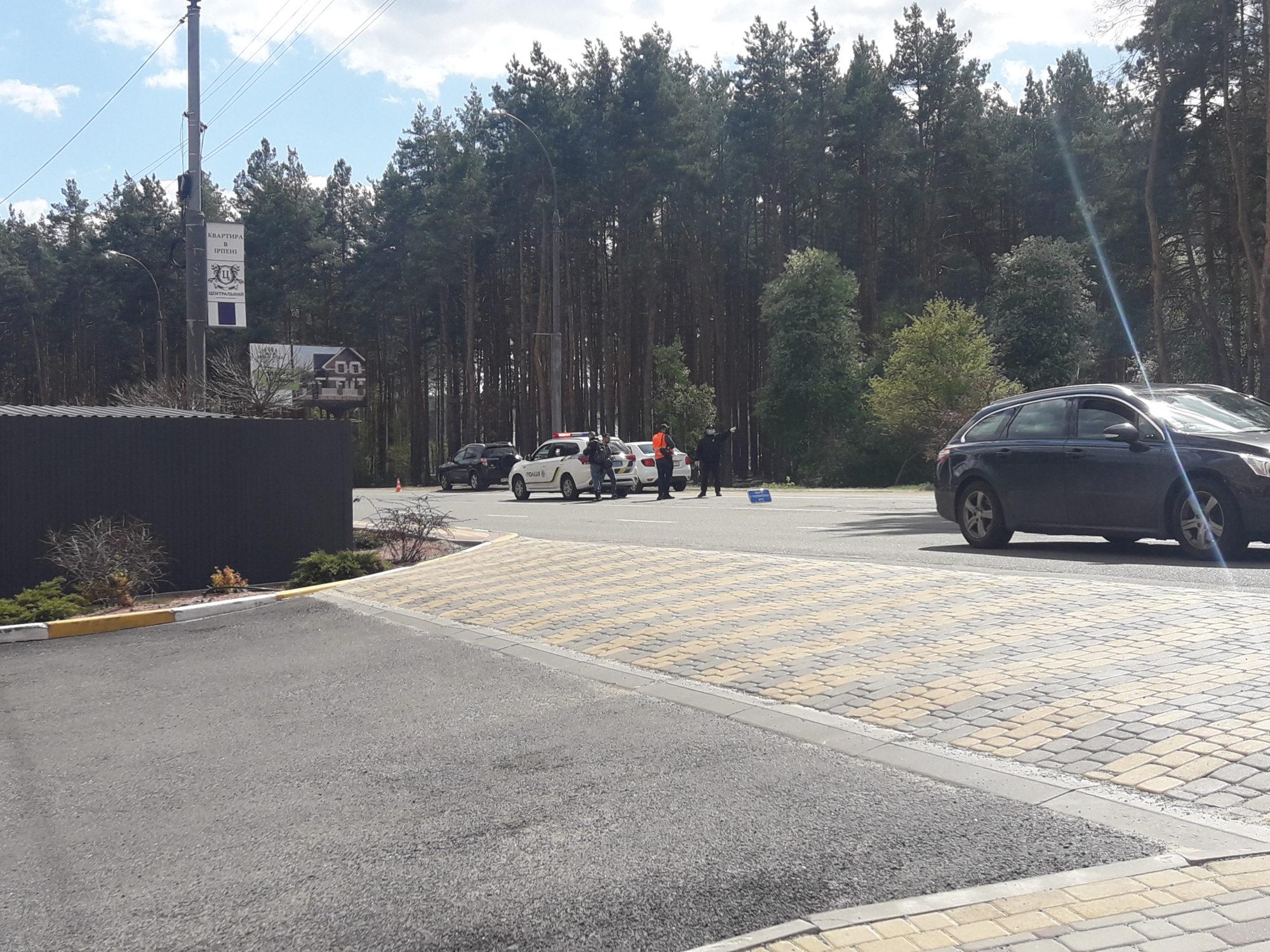 В Ірпені сталася смертельна мотоДТП -  - 20200427 142555 2000x1500