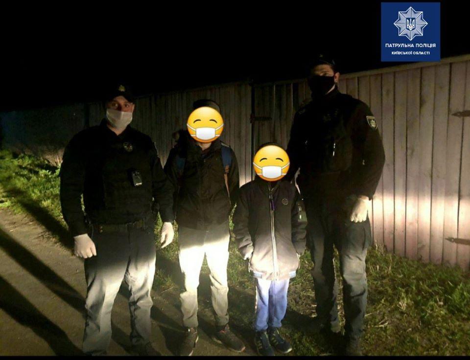 «Вирішили трохи помандрувати»: двоє хлопців вночі втекли з центру соцпідтримки на Київщині - Копилів, Діти, втікачі - 24 dety