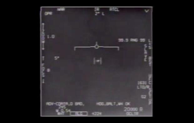 Пентагон офіційно опублікував три відеозаписи НЛО - НЛО - 29 pentagon
