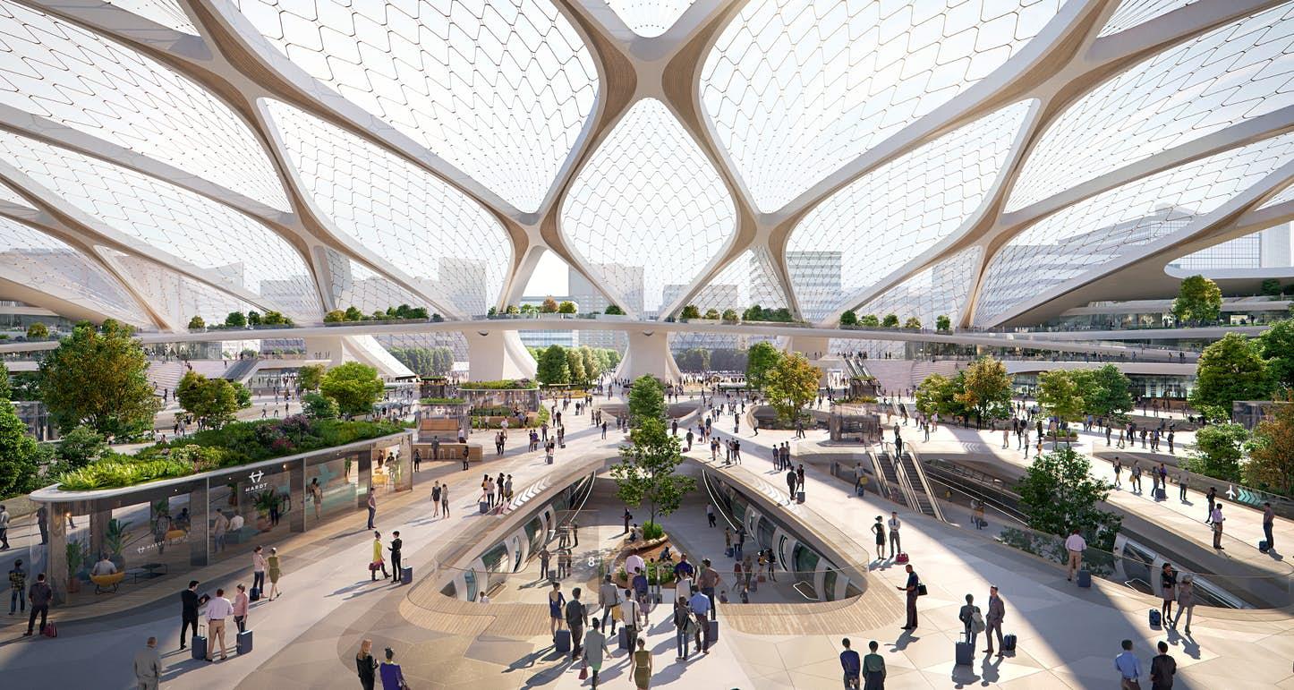 30_gyperpetlya2 Із Парижа в Амсетрдам за 1,5 години: до 2028 року між містами побудують гіперпетлю