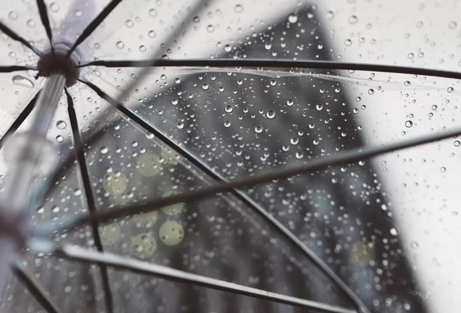 На Київщині оголосили штормове попередження: шквали, гроза та злива - шквал, злива, Дощ - 30 poperedzhennya2