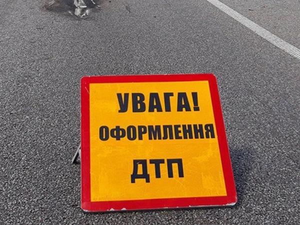 У Переяславі зіткнулися автомобіль BMW і вантажівка MAN -  - 53971616
