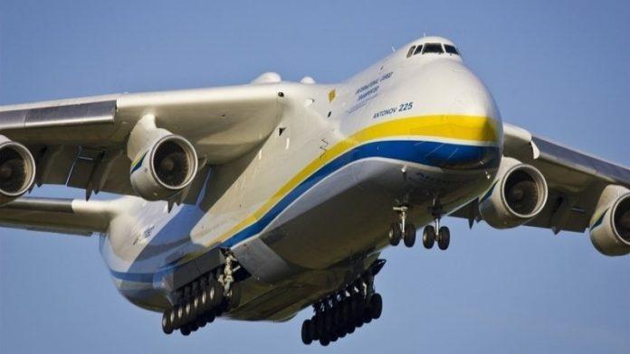 """Варшавський аеропорт показуватиме онлайн приліт українського літака """"Мрія"""" - українська авіація, Ан-225 """"Мрія"""" - 5a5b1cd371fd544cd92935dc5ed42b79 696x392 1"""