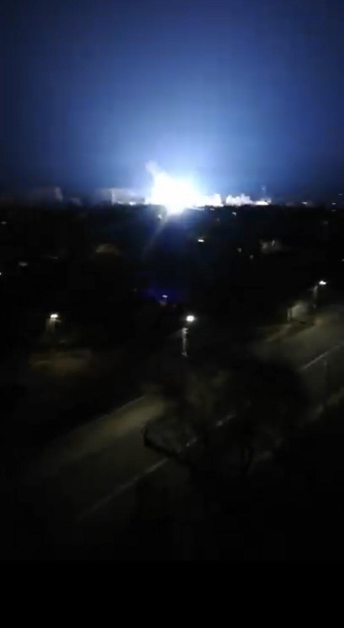 У Боярці вибухнула електрична підстанція - вибух - 69201B3E 03E5 44D3 9E39 E2071030C047 1097x2000