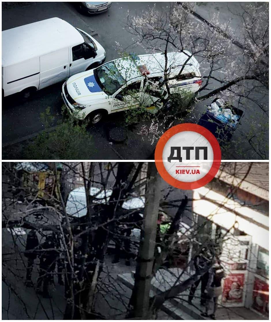У Києві пограбували продуктовий магазин -  - 6d66ca24cd7ba149b4c1f3e142b93436