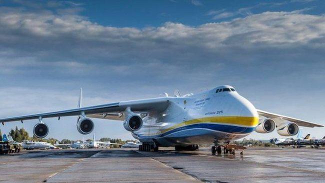 """Варшавський аеропорт показуватиме онлайн приліт українського літака """"Мрія"""" - українська авіація, Ан-225 """"Мрія"""" - 727887"""